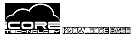 iCore Technology Knowledge Base